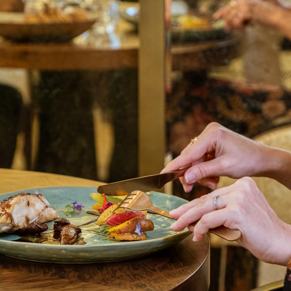 Le Bayadère - Dish
