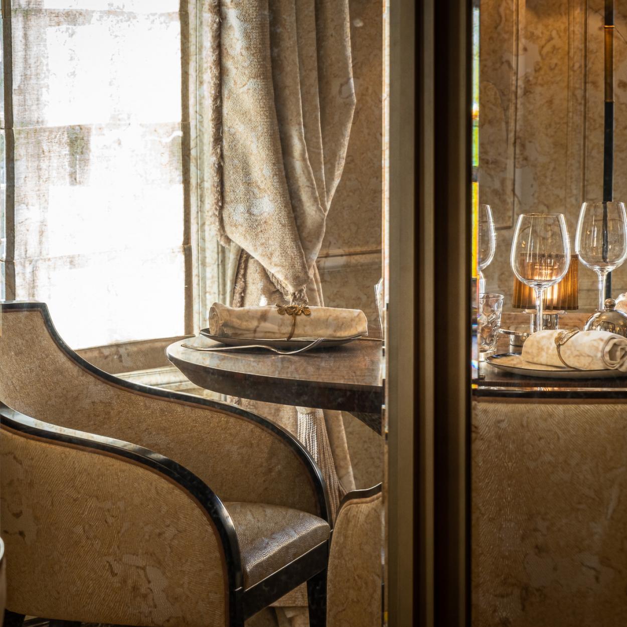 Le Bayadère - Restaurant